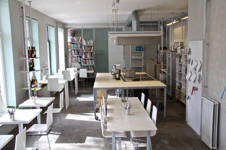de culinaire werkplaats Amsterdam biologisch vegetarisch restaurant puur uit eten