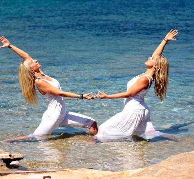 Yoga en pure wellness