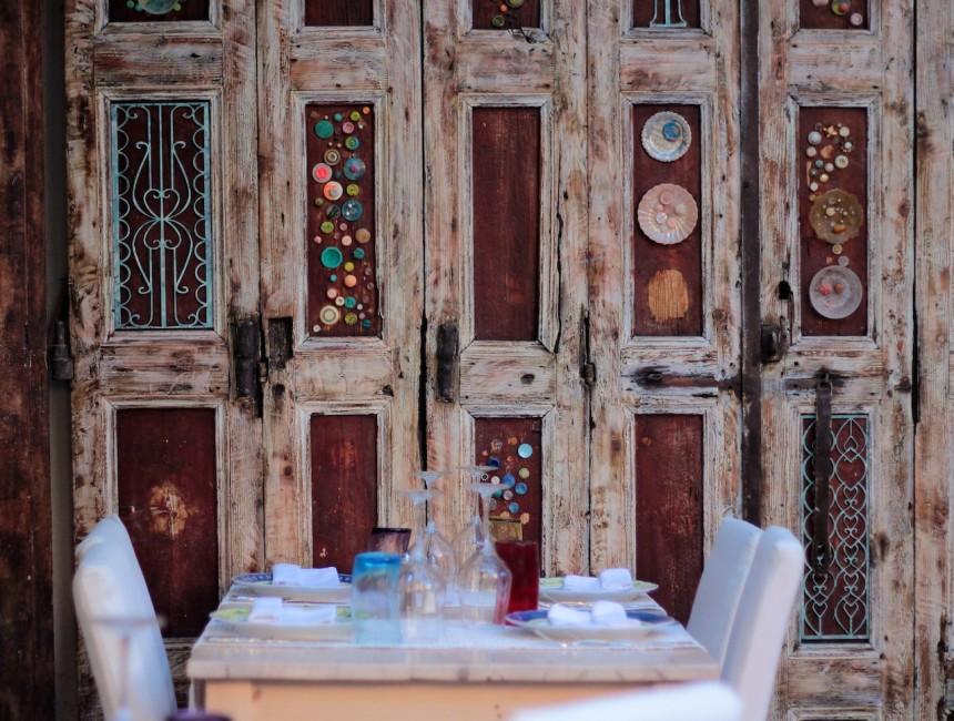 Restaurant Avli Rethymno