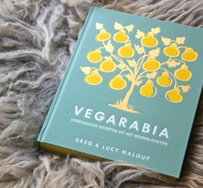 Winactie kookboek Vegarabia