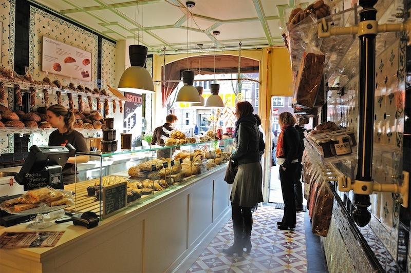 biologische winkel lekker brood den haag