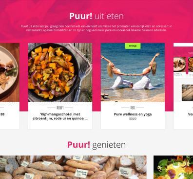 Vernieuwde website puuruiteten.nl