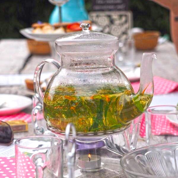 vegetarisch restaurant PlukTea en VUNCH pluktea boskoop thee vegetarisch vegan lunch kookworkshop