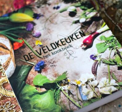 Winactie het kookboek van de Veldkeuken
