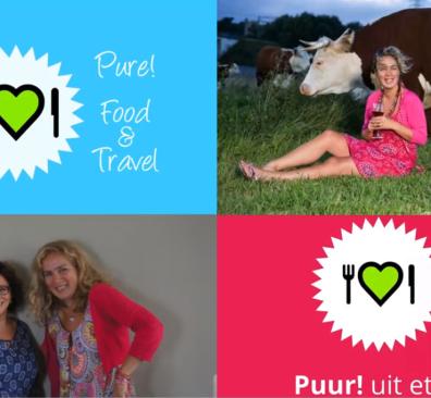 Interview Jeannette van Mullem Puur! uit eten en Pure! Food & Travel