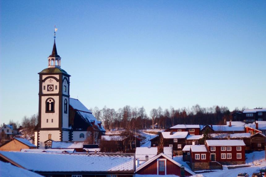 Røros Trøndelag Norway