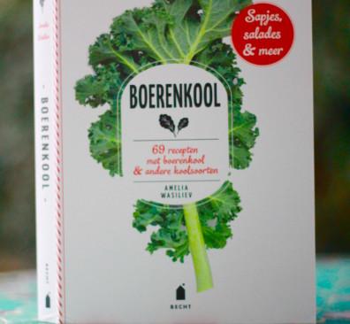 Winactie: 5 x kookboek 'Boerenkool'