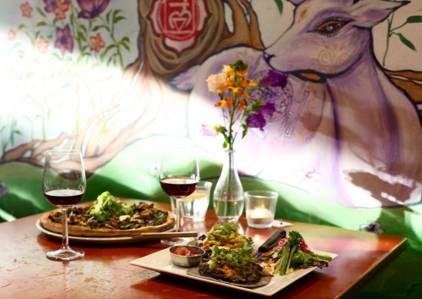 Vegetarisch restaurant Golden Temple