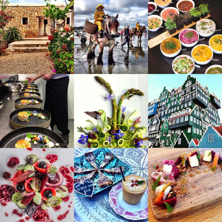 Instagram PureFoodTravel puuruiteten Pure Food Travel eten reizen green sustainable delicious food