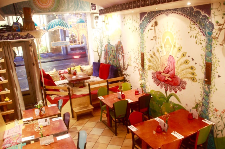 vegetarisch restaurant amsterdam golden temple