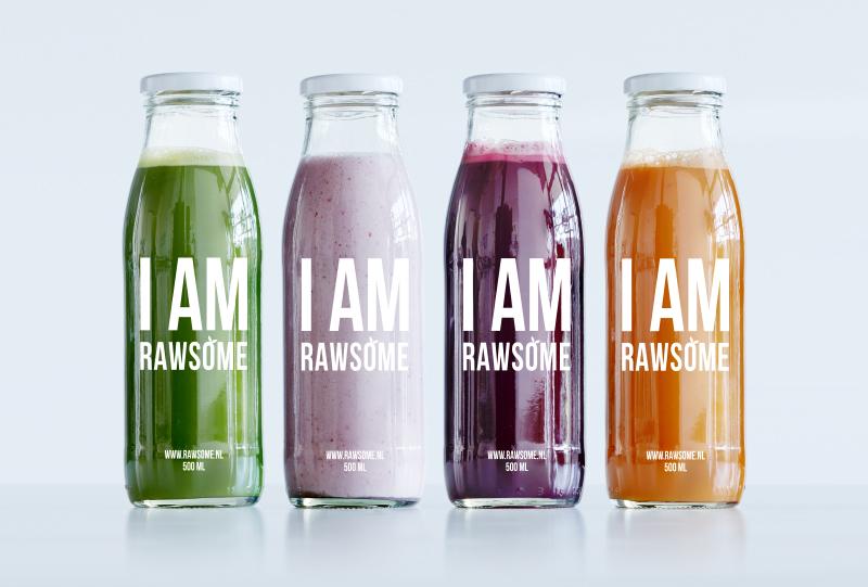 vegetarisch restaurant Rawsome Arnhem sap biologisch sappen vegetarisch restaurant uit eten gezond glutenvrij vegan