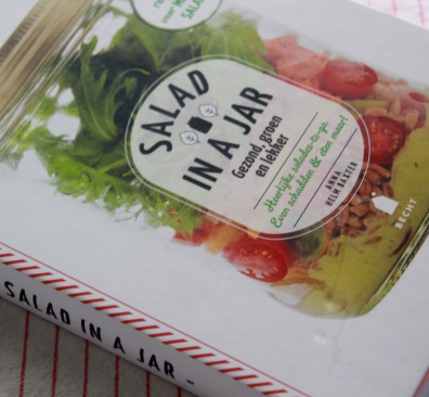 Win boek recepten salades to-go