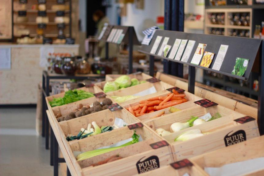 Opgewekt Noord Groningen lunchen groningen verpakkingsvrijer winkel biologisch regionaal