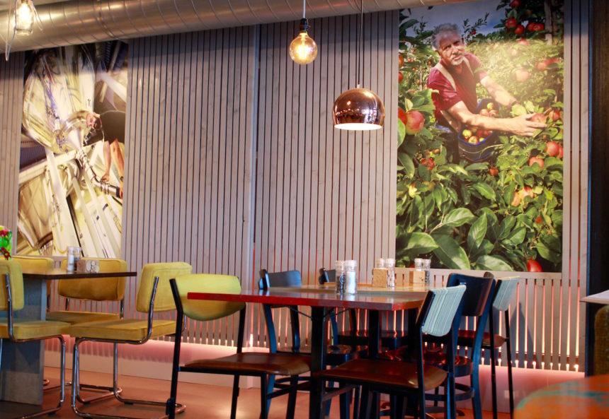 biologisch eten in Den Bosch Restaurant Djoyn