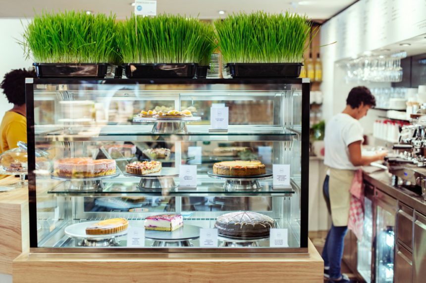 Spirit Rotterdam biologisch vegetarisch restaurant groene passage