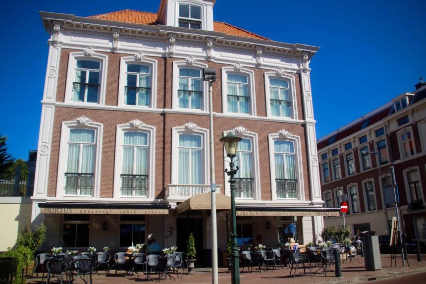 Boetiekhotel La Paulowna Den Haag zeeheldenkwartier mesdagkwartier hotel the hague