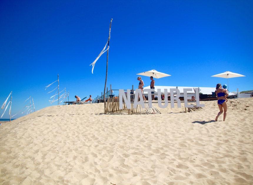 Naturel Zwarte Pad Scheveningen biologisch lokaal eten restaurant strand strandpaviljoen