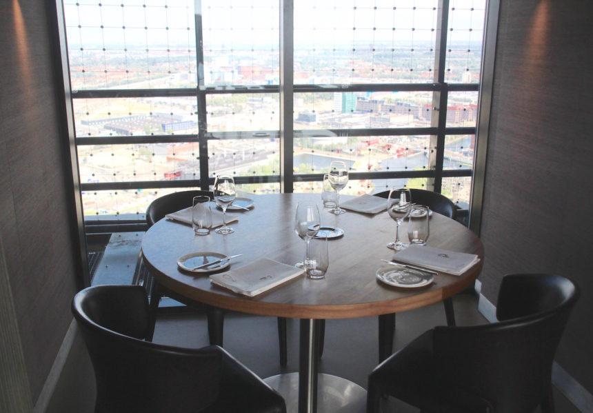 Uitzicht IJzeren Toren Den Haag