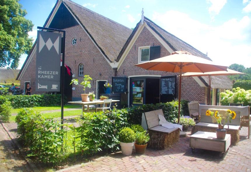De Rheezer Kamer Vechtdal Overijssel B&B weekendje weg overnachtingen hotel boetiekhotel luxe hotel Overijssel
