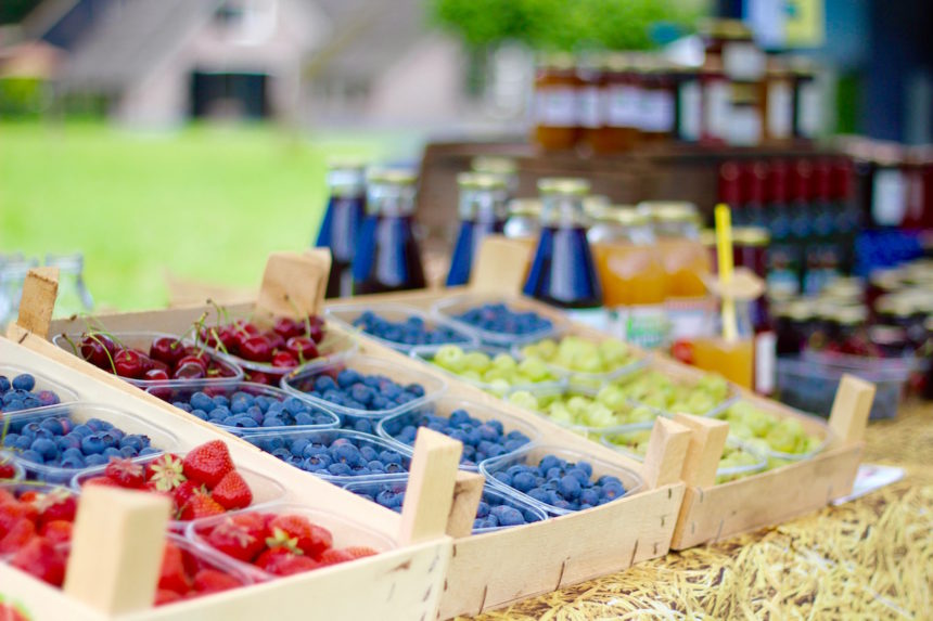 Verrukkelijk Vechtdal Puur Picknick de bessentuin overijssel streekproducten