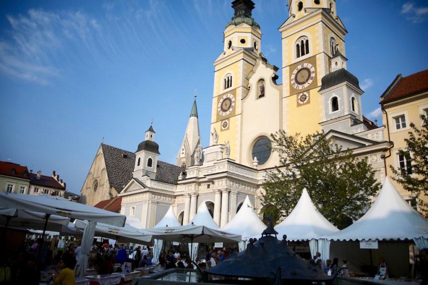 Domplatz Brixen Bressanone
