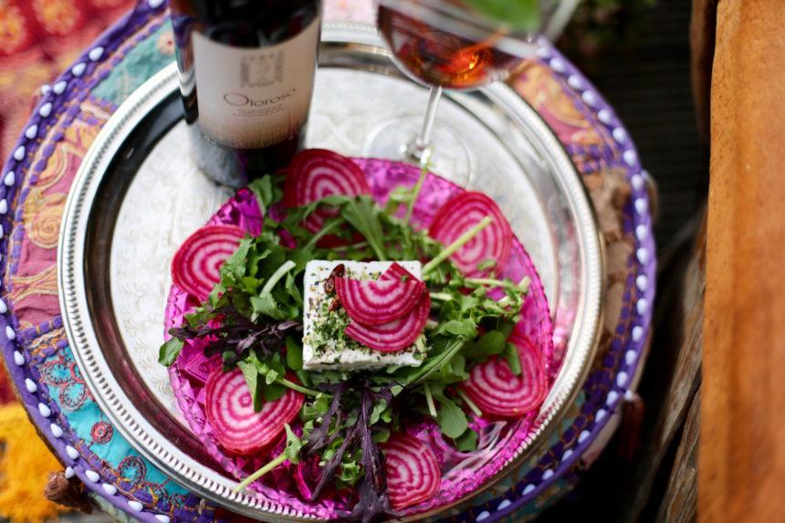 Shapas = sherry + tapas culinair journalist foodblog foodblogger
