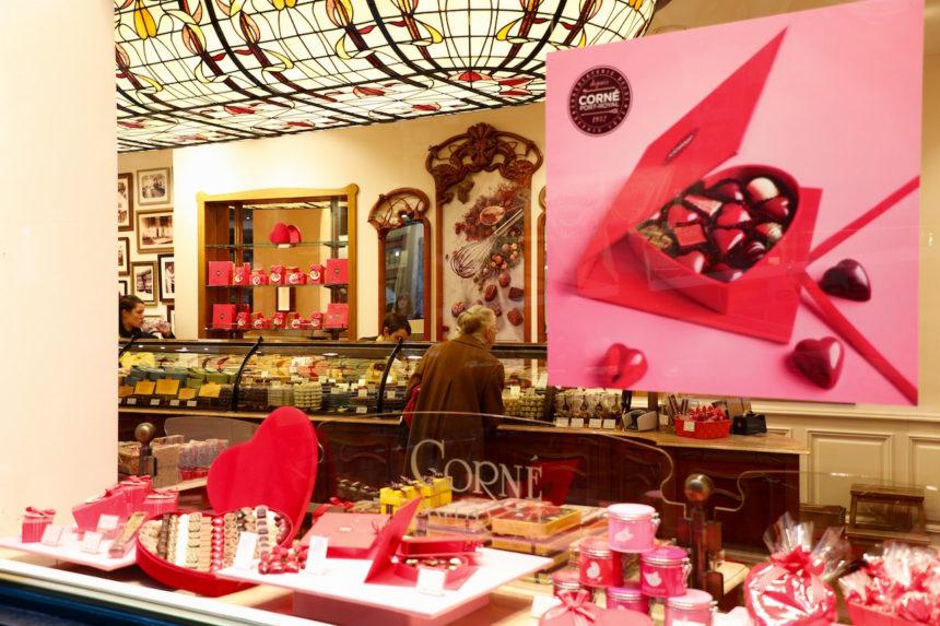 Corné Port-Royal Brussel chocolade chocoladesalon chocolatepass