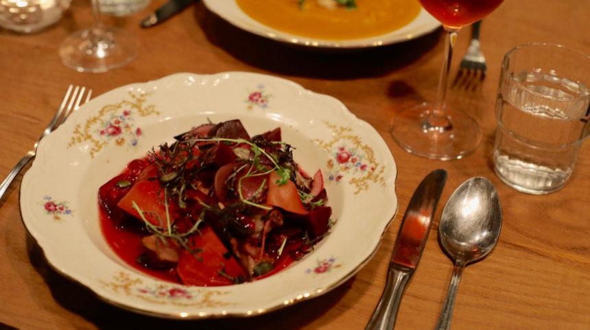 restaurants brussel oficina puuruiteten reizen reisblog vegetarisch eten