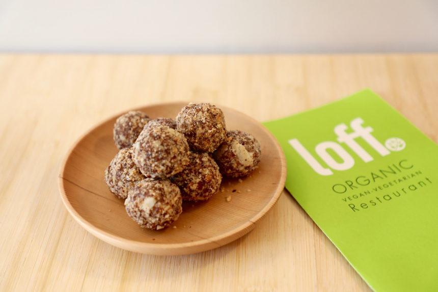 dadelballetjes recept Restaurant LoFF Breda