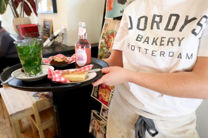 Jordy's Bakery Rotterdam hotspot