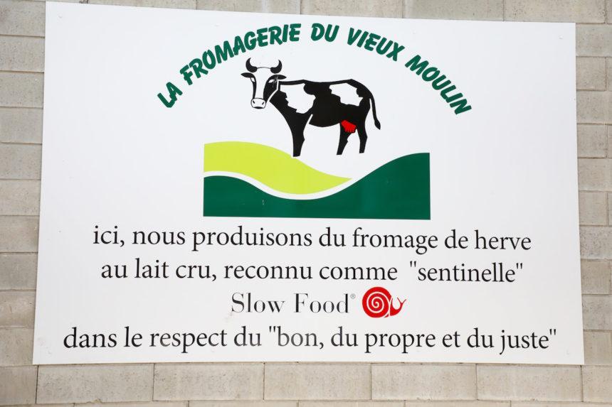 La fromagerie du vieux moulin