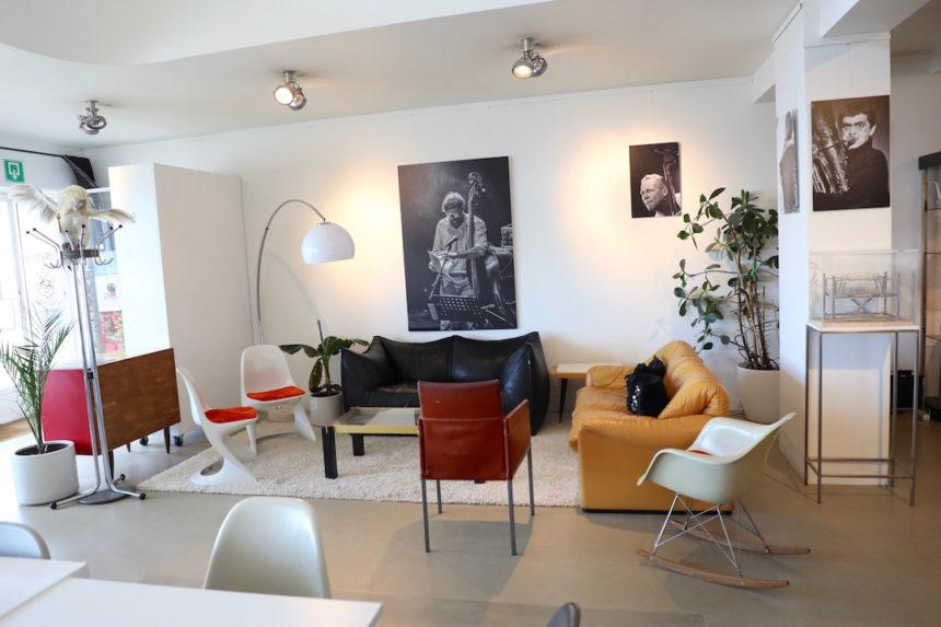 Galerie Beausite Oostende vegetarisch restaurant hotspots puuruiteten