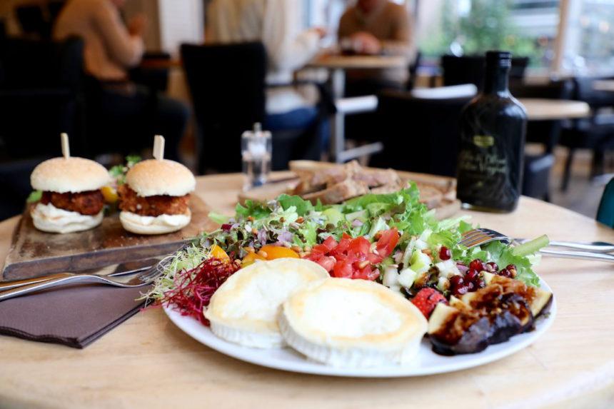 Restaurant La Vie Oostende vegetarisch eten puuruiteten