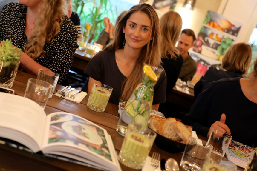 Luise Vindahl The Green Kitchen puuruiteten