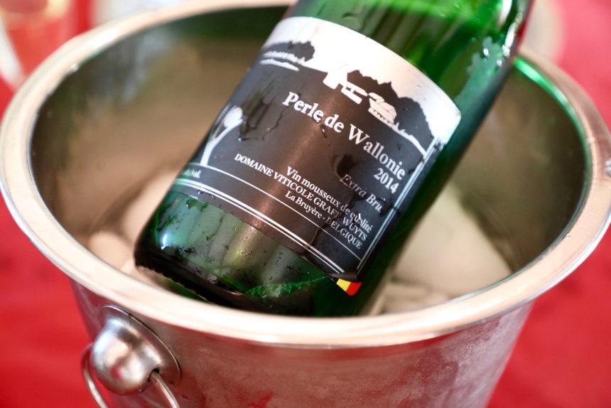 Perle de Wallonie Domaine du Chenoy belgische wijn belgie