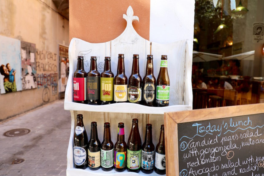 Plaer Natural Palma de Mallorca vegetarisch restaurant