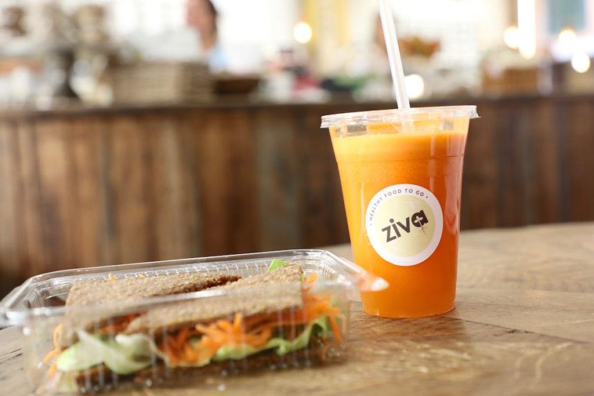 Ziva to Go Palma de Mallorca vegan restaurant biologisch