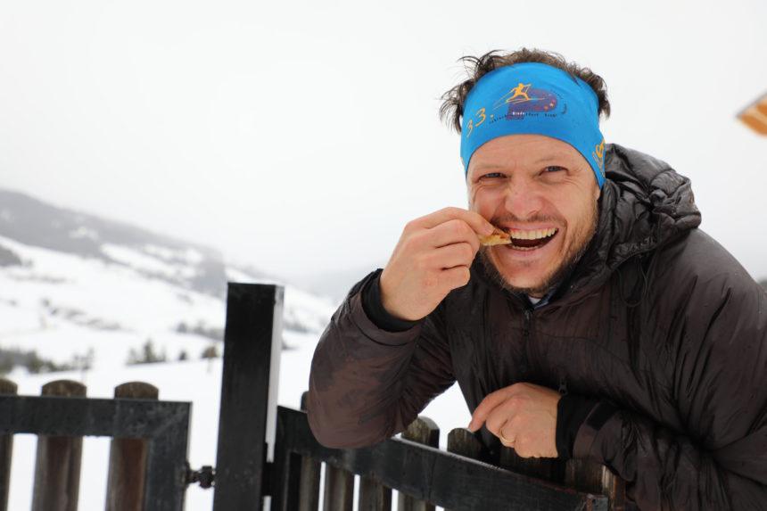 Andrea Irsara chef Gran Ander alta badia