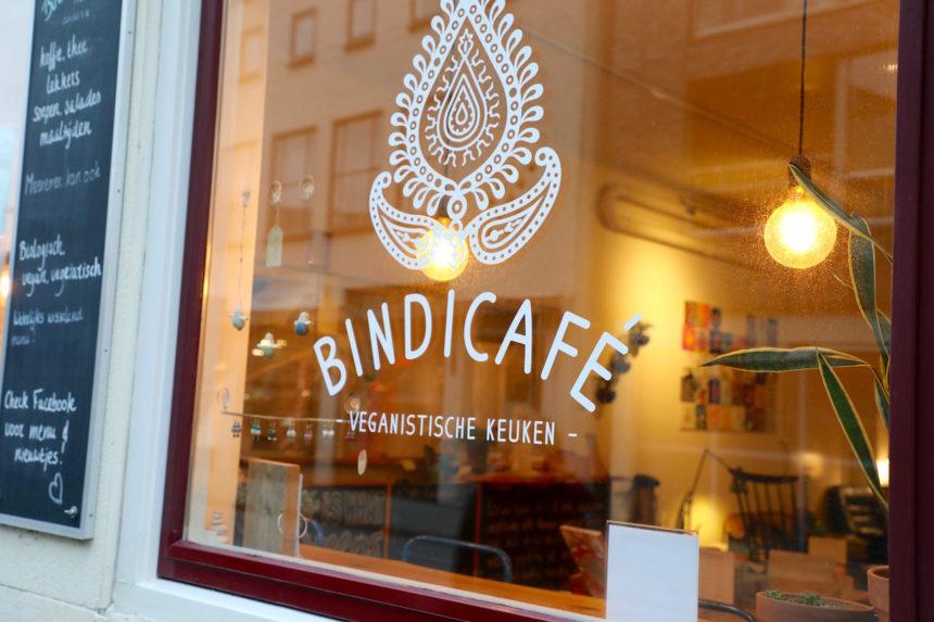 Bindicafé Amersfoort veganistisch biologisch restaurant