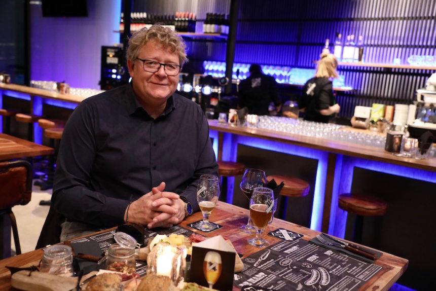 Eric Odenwald eigenaar Werkspoor Café Utrecht