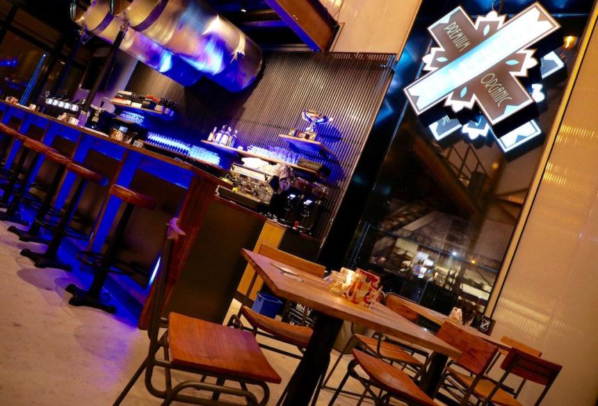 Werkspoor Café De Leckere Utrecht biologisch restaurant puur uit eten