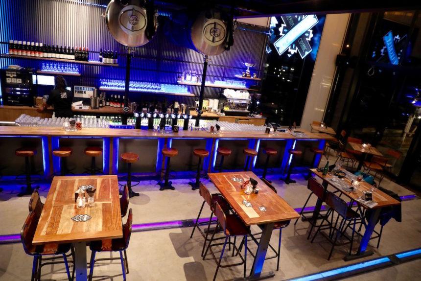 Werkspoor Café De Leckere Utrecht biologisch restaurant bier