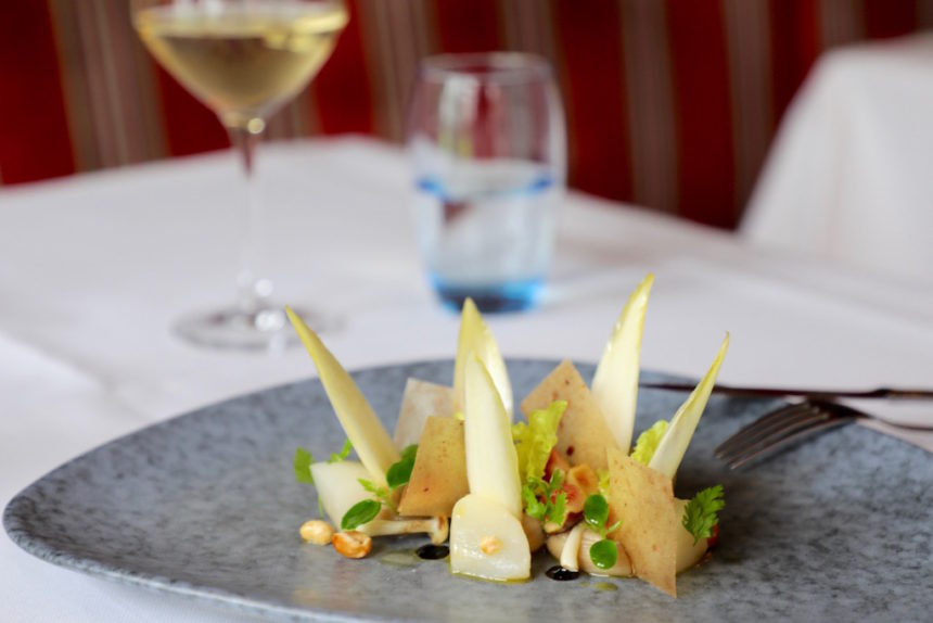 Recept witlof Stefan Steinigeweg Waters of the World vegetarisch